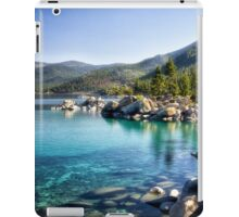 Lake Tahoe Harbor iPad Case/Skin