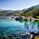 Lake Tahoe Harbor by Kathy Weaver