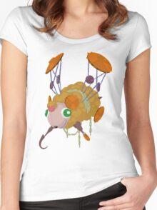 Frightfur Sheep - Yu-Gi-Oh! Women's Fitted Scoop T-Shirt