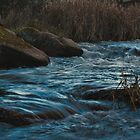 Rocky Waterhole, Wallerawang by Deborah McGrath