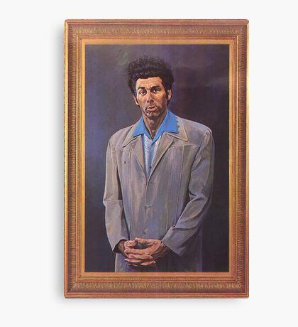 Seinfeld // The Kramer Canvas Print