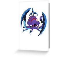 Frightfur Kraken - Yu-Gi-Oh! Greeting Card