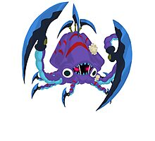 Frightfur Kraken - Yu-Gi-Oh! Photographic Print