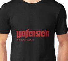 Wolfenstein:The New Order T-Shirt Unisex T-Shirt