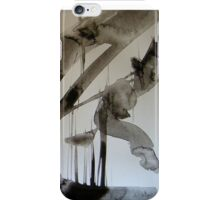 everglades running... oh! to tip toe on steam iPhone Case/Skin