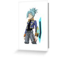 Sora - Yu-Gi-Oh! Greeting Card