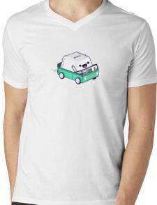 Esc Mens V-Neck T-Shirt