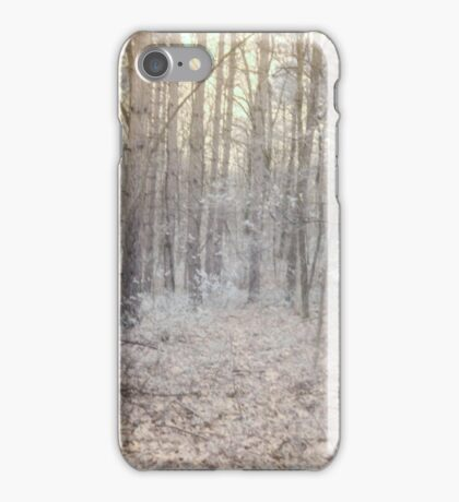 Excerpt From Infrared Indiana iPhone Case/Skin