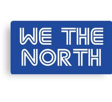 We The North (Blue Jays) Canvas Print