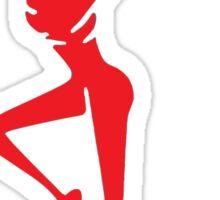 Red DMB  Sticker