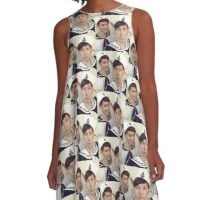 Sailor Boys A-Line Dress