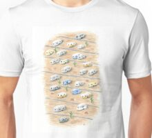 Trailer Park Drawing Unisex T-Shirt