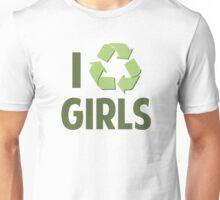 I Recycle Girls Unisex T-Shirt