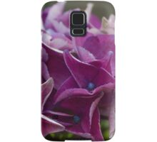 hydrangea in the garden Samsung Galaxy Case/Skin