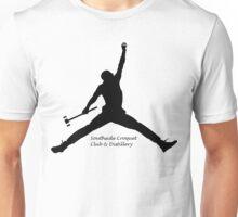Croquet Jump Man (Southside Croquet Club & Distillery Unisex T-Shirt