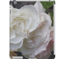 rose in the garden iPad Case/Skin