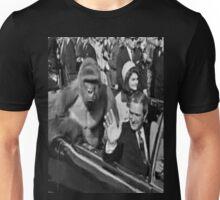 rip harambe jfk Unisex T-Shirt