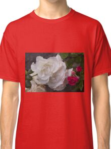 rose in the garden Classic T-Shirt