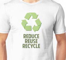 Recycling Unisex T-Shirt