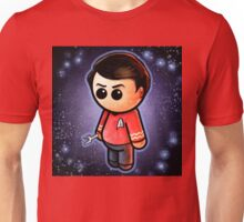"""""""Aye Captain"""" POOTERBELLY Unisex T-Shirt"""