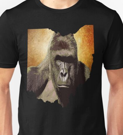harambe for a better ohio Unisex T-Shirt