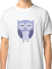 Owl be Smiling Classic T-Shirt
