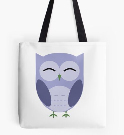 Owl be Smiling Tote Bag