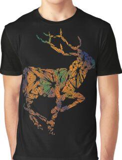 Deer Beauty Graphic T-Shirt