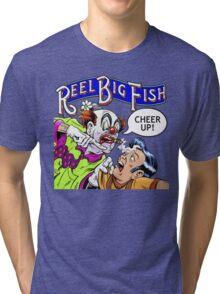 Cheer Up Reel Big Fish Tri-blend T-Shirt