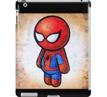 """WEB SLINGER"" POOTERBELLY iPad Case/Skin"