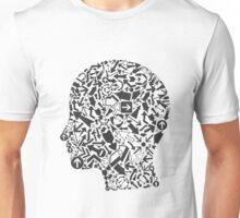 Head arrow Unisex T-Shirt