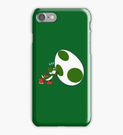 Yoshi's Huge Egg iPhone Case/Skin