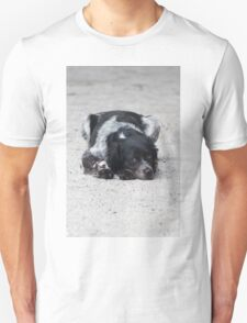 dog in the street T-Shirt