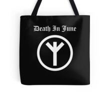 Death in June Punk Rock Tote Bag