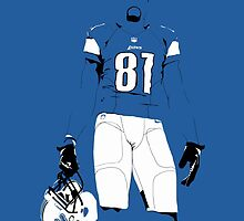 Calvin Johnson by ymorris