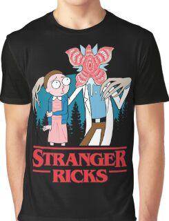 Stranger Ricks Graphic T-Shirt