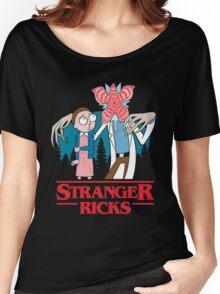 Stranger Ricks Women's Relaxed Fit T-Shirt