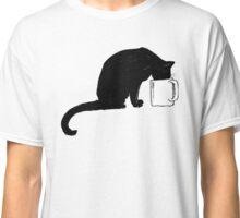 Cat in a Cup Classic T-Shirt