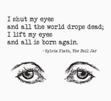 bell jar eyes by beforethedawn