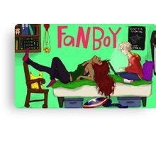 FANBOY Canvas Print