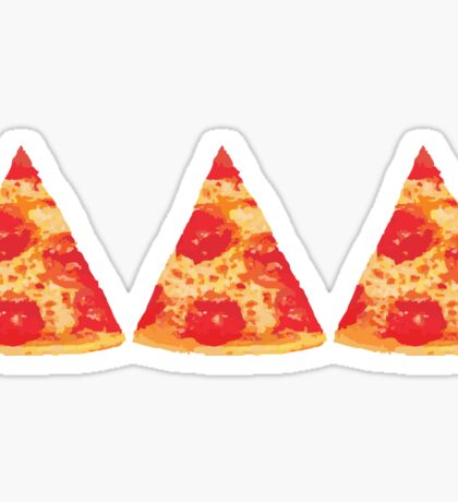 Pizza Tri Delta 1 Sticker