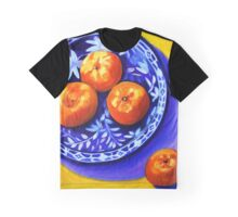Mandarins Graphic T-Shirt