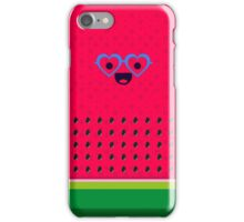 Cute Watermelon iPhone Case/Skin