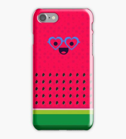 Cute Watermelon iPhone Case/Skin
