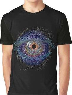 Eye -psychedelic Art Graphic T-Shirt
