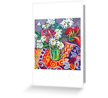 Daisy Still Life Greeting Card