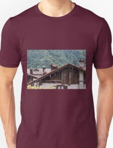 mountain landscape Unisex T-Shirt