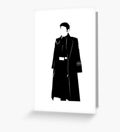 General Hux Greeting Card