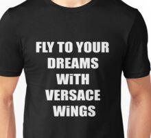 Versace Wings Riff Raff Unisex T-Shirt
