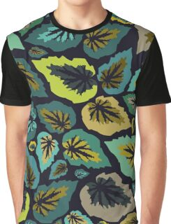 Going, Going, Begonia Graphic T-Shirt